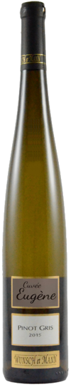 PINOT GRIS - CUVEE EUGENE